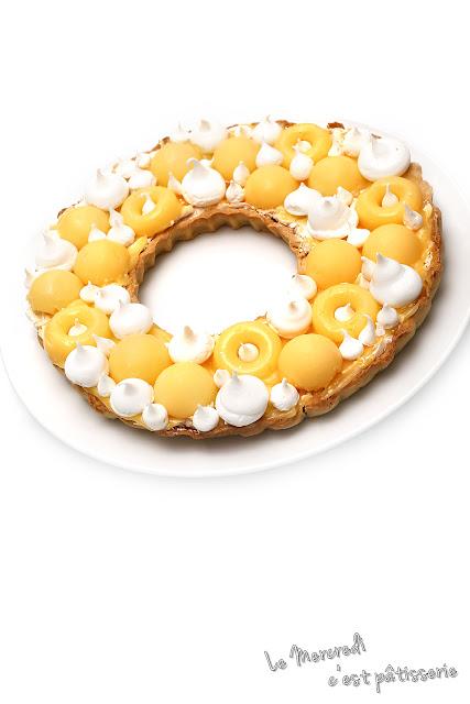 Crème de citron, ou lemon curd