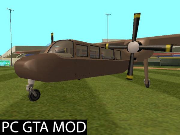 Free Download  Beagle fix Mod for GTA San Andreas.