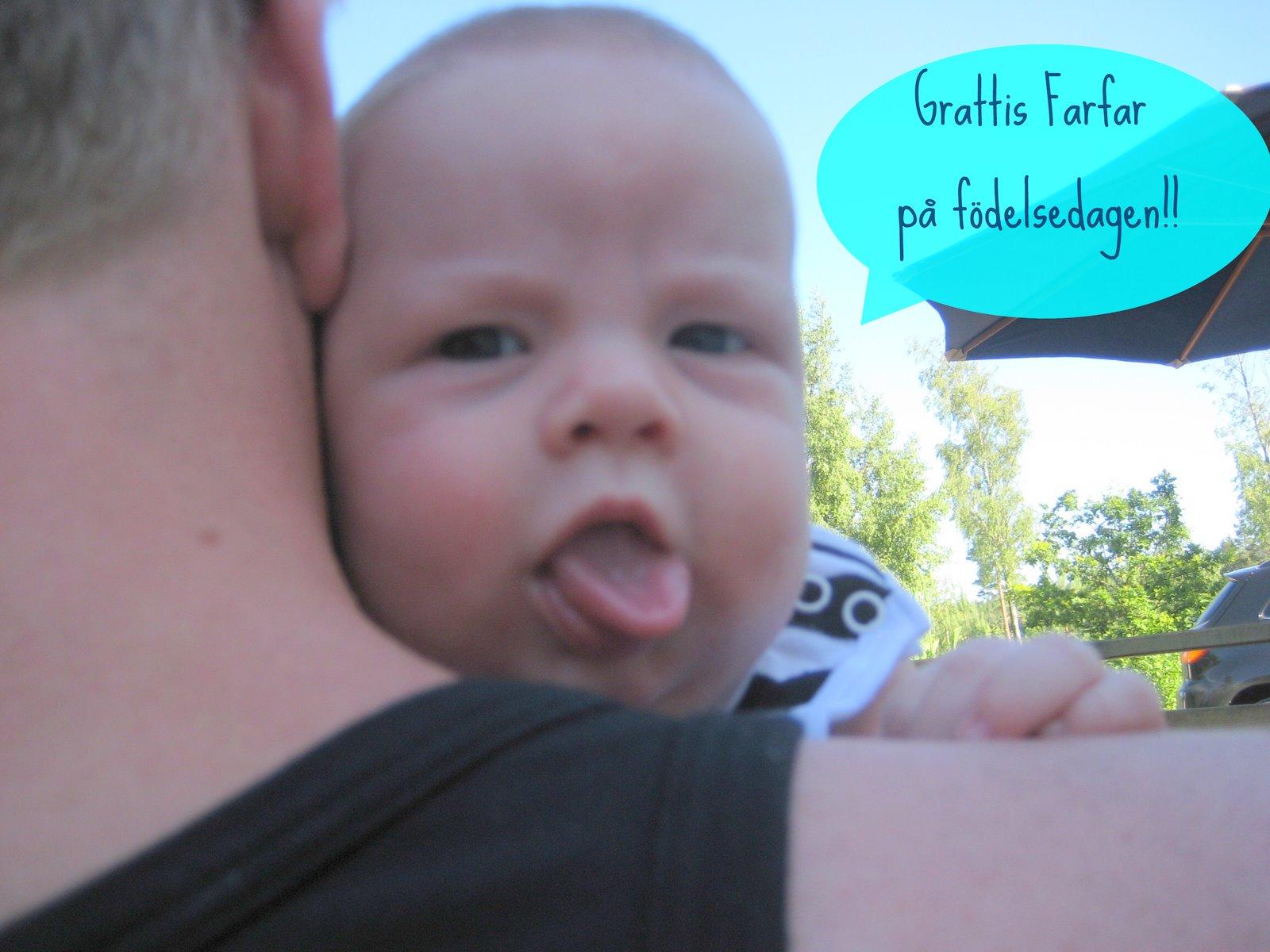 grattis farfar bad voice whispering bad things: Grattis farfar grattis farfar