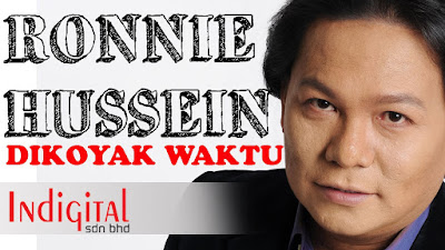 Download Lagu Ronnie Hussein - Dikoyak Waktu