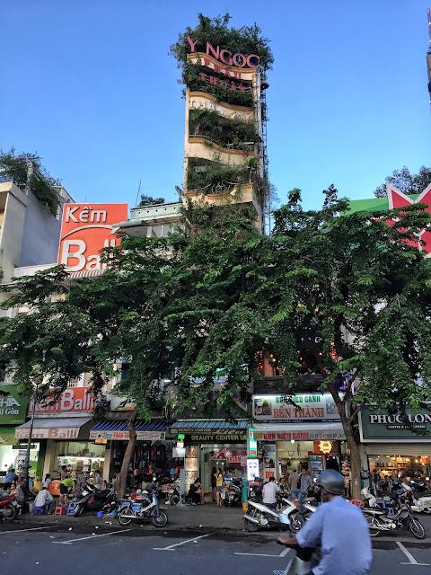 saigon, ho chi minh, travel article, dovolená vietnam