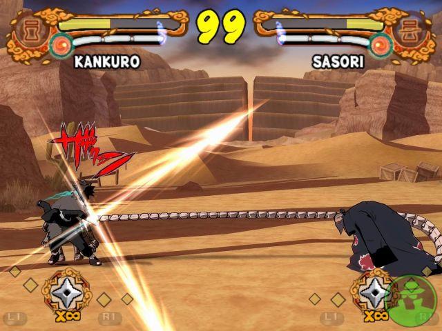 download game Naruto Shippuden - Ultimate Ninja 4 PS2 - Game Tegal