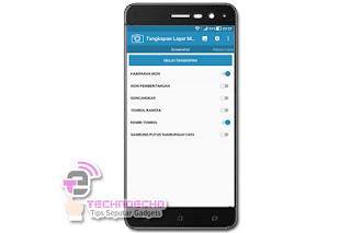 Cara Screenshot HP Android Tanpa Menekan Tombol