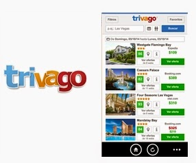 APPLICAZIONE TRIVAGO DOWNLOAD GRATUITO PER DISPOSITIVI MOBILI WINDOWS PHONE IN ITALIANO