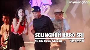 Lirik Lagu Nella Kharisma Feat Bayu G2B - Selingkuh Karo Sri dan Terjemahanya Banyuwangi Seru