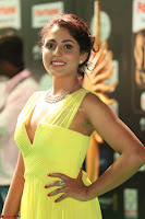 Madhu Shalini Looks Super Cute in Neon Green Deep Neck Dress at IIFA Utsavam Awards 2017  Day 2  Exclusive (43).JPG