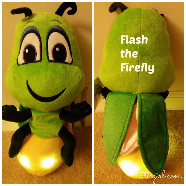 Flash the Firefly