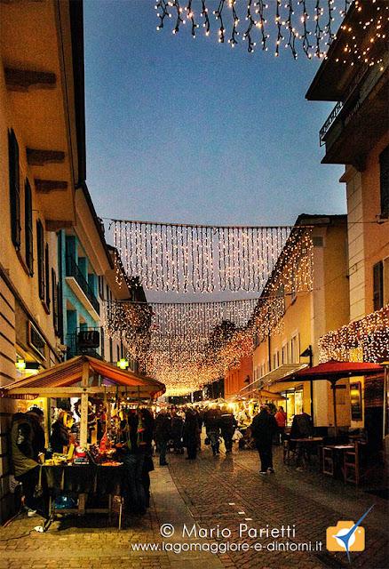 Mercatini di Natale ad Ascona canton Ticino