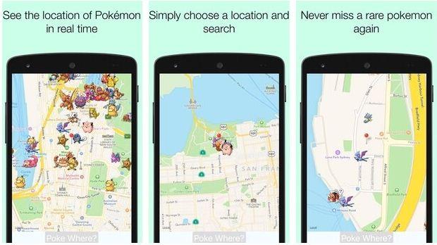 Cara Cepat Mengetahui Lokasi Pokemon Dengan Akurat