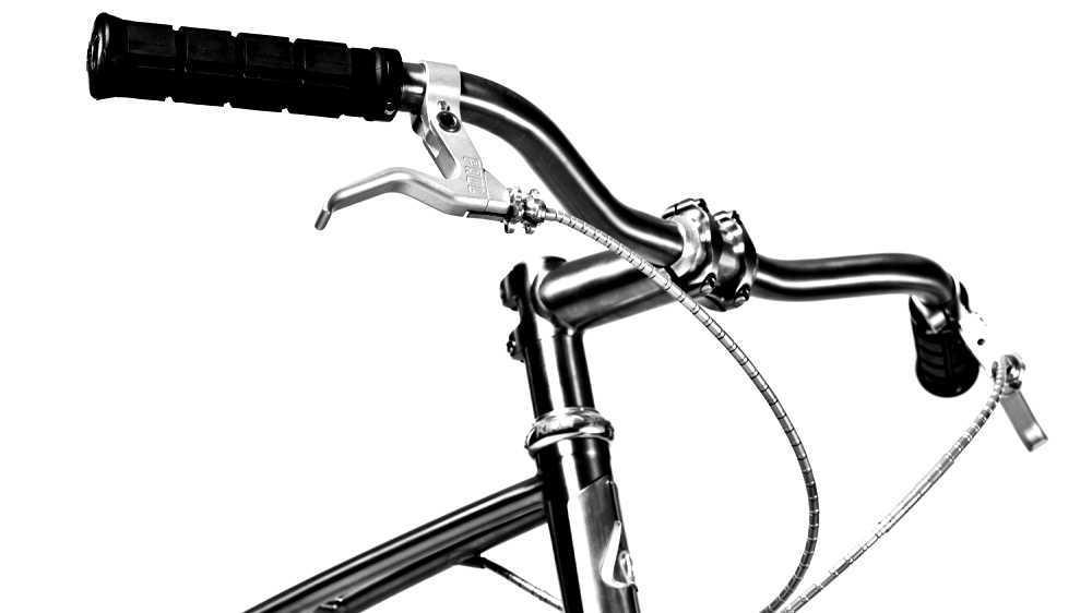 Heavy Duty Bike Steel Seatpost Black 25.8mm Cruiser BMX Lowrider Bicycle NEW!