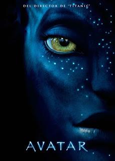 cartel de la película Avatar