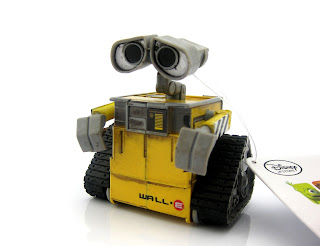 disney store pixar wall-e wind-up toy