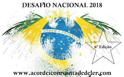 DESAFIO NACIONAL 2018