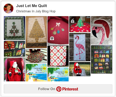 Pinterest - Christmas In July Blog Hop