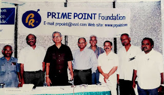 Prime Point Foundation team