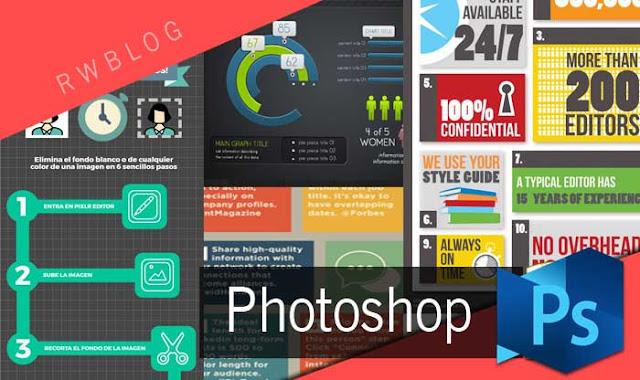 3 Sofware Untuk Membuat Infografis Offline mudah