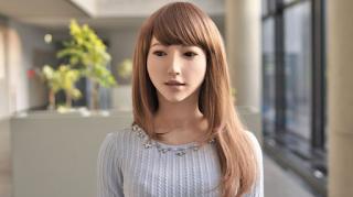 robot wanita Android Erica