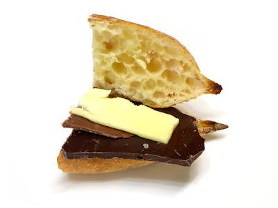 チョコとバターのカスクート | LE PAIN de Joël Robuchon(ル パン ドゥ ジョエル・ロブション)