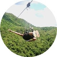 Zip-Line-Bohol-Filipinas