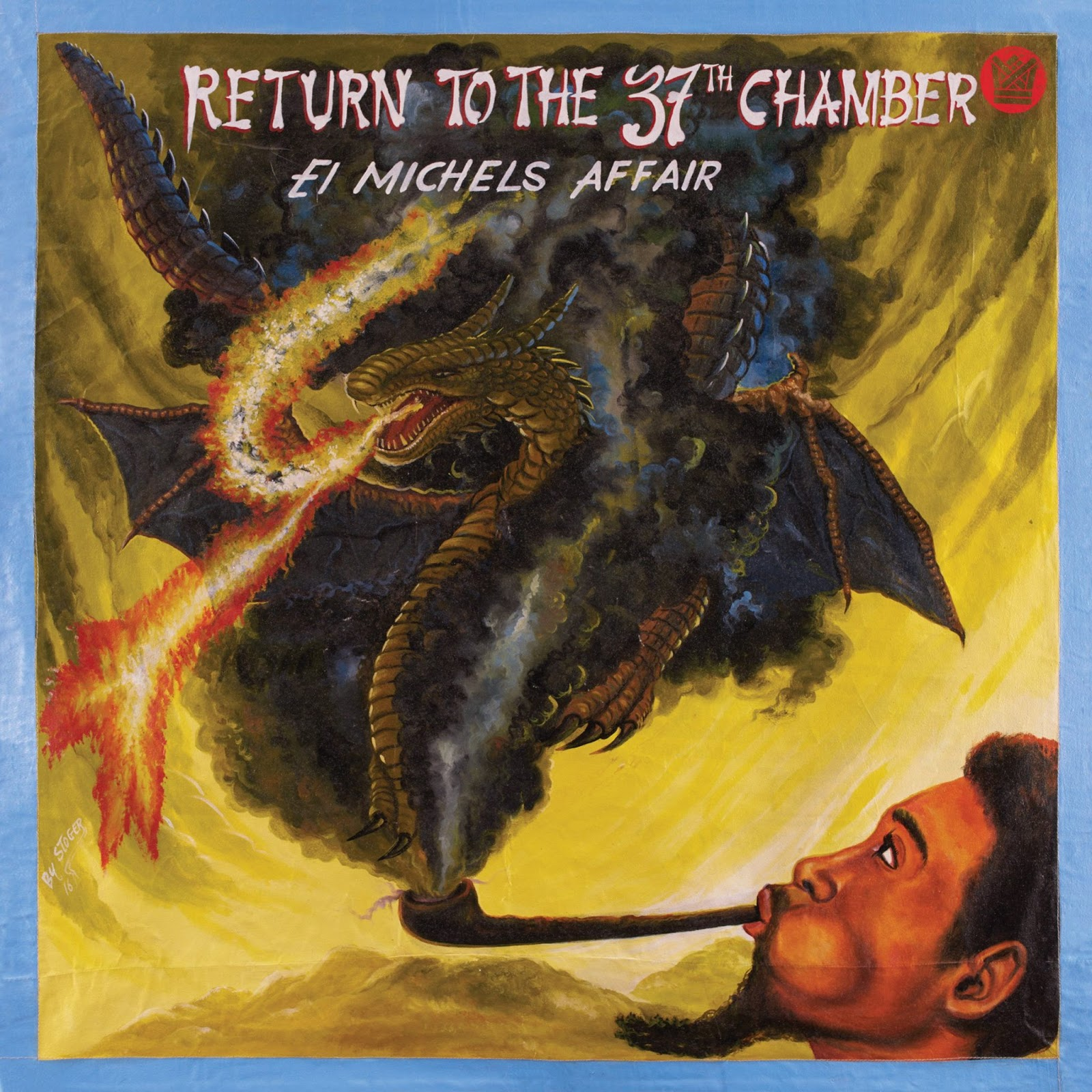 Return To The 37th Chamber von  El Michels Affair | Dein Soundtrack für die kommende Woche
