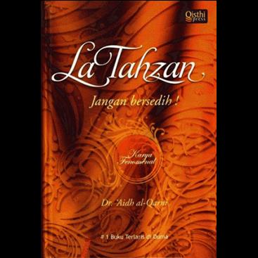Buku La Tahzan Aidh Al-Qani