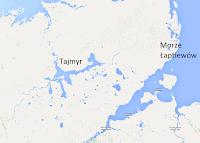 jezioro Tajmyr
