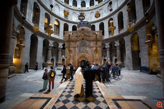 National Geographic: Επιβεβαιώθηκε η ηλικία του Πανάγιου Τάφου