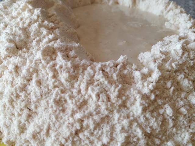 Pane con lievito naturale fatto in casa