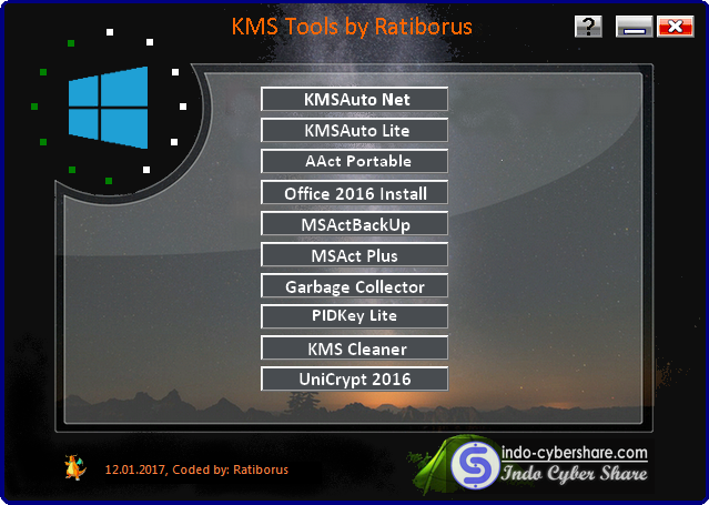 Ratiborus KMS Tools Portable Terbaru