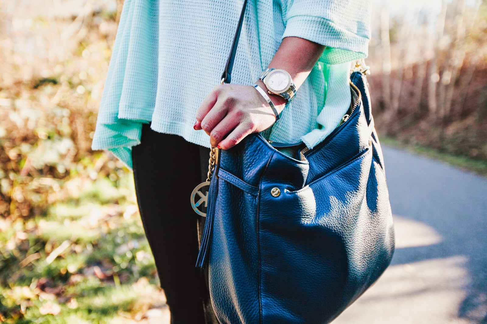 The Navy Bag
