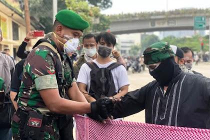 Jika Tak Kunjung Kondusif, TNI Bisa Gantikan Polisi Amankan Aksi