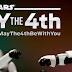5 formas de comemorar o Star Wars Day