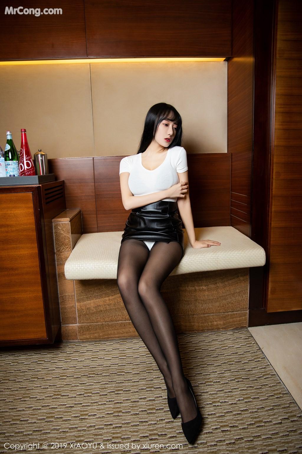 Image XiaoYu-Vol.092-He-Jia-Ying-MrCong.com-007 in post XiaoYu Vol.092: He Jia Ying (何嘉颖) (74 ảnh)