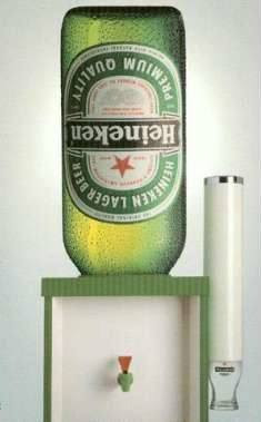 Giant beer