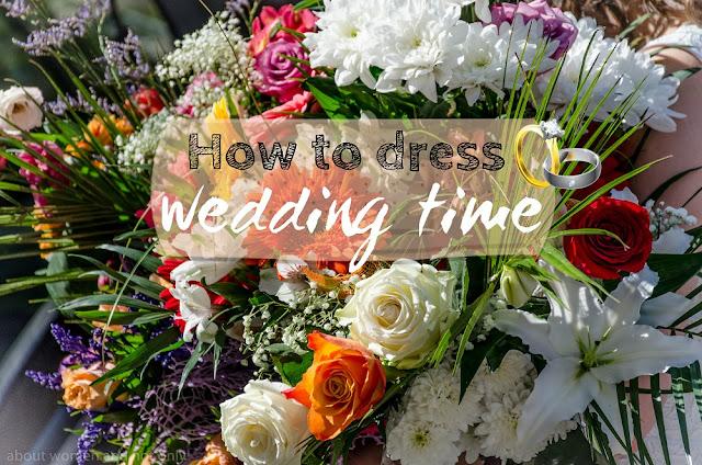 Invitatie la nunta, prilej de noi combinatii vestimentare, adio buget zdruncinat.