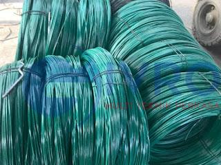 Pabrik Kawat BWG - Bendrat PVC