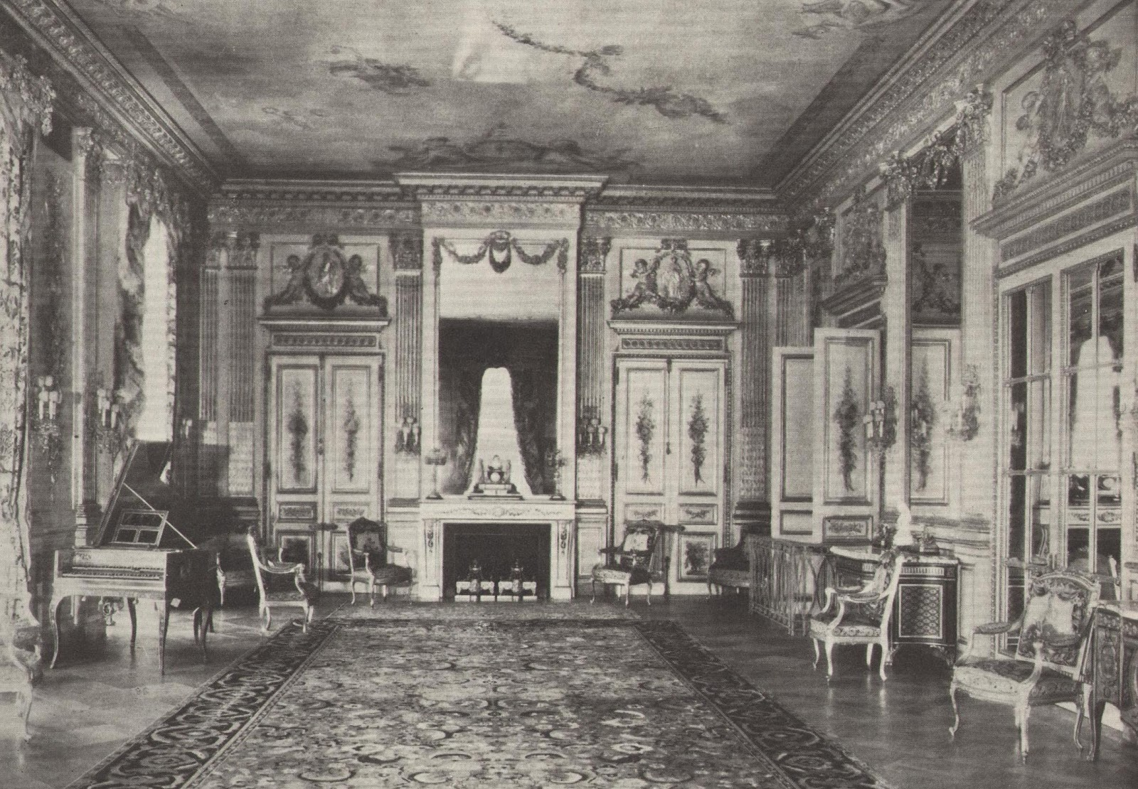 Mansions Of The Gilded Age Fifth Avenue Mansion Huguette