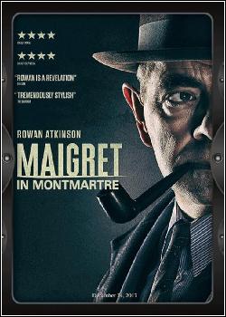 Maigret in Montmartre Dublado