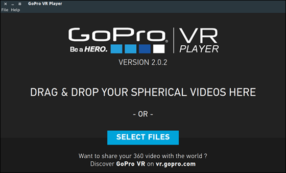 برنامج-GoPro-VR-Player