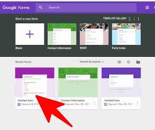 Google form kya hai or website ke liye form kaise banaye 15