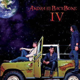 Andra And The Backbone - IV on iTunes