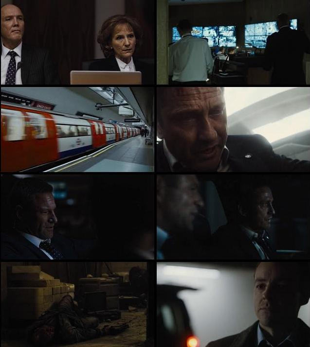 London Has Fallen 2016 Dual Audio ORG Hindi 720p BluRay