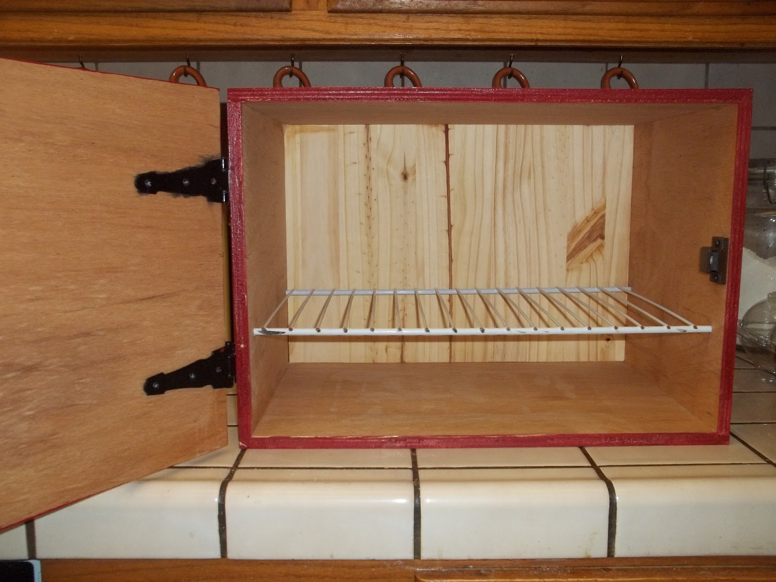 Plans For A Bread Proofing Box