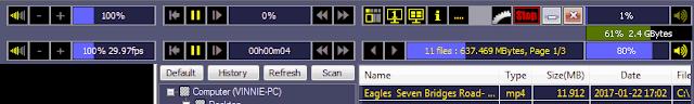 HamMultiPlayer 10 barre degli strumenti