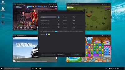 Emulator android untuk pc terbaik - Noxplayer android emulator