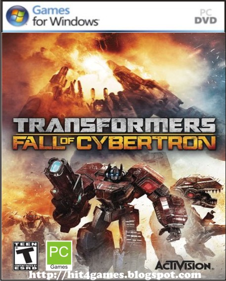 download game transformers fall - photo #36