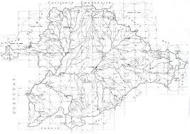Detalle foto cuenca hidrografica del Duero