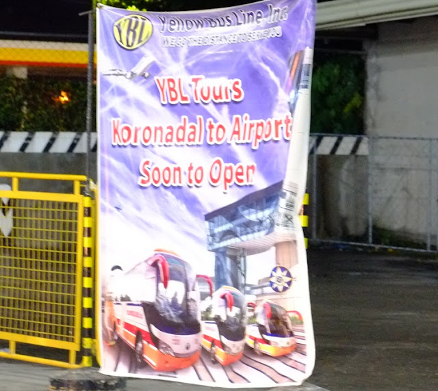 Yellow Bus Line soon to ply Koronadal- Gensan Airport route