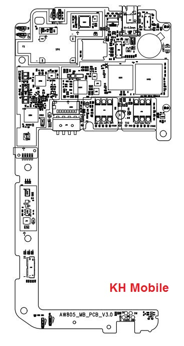 Huawei Y600-u00 Schematic  U0026 Layout Diagrams