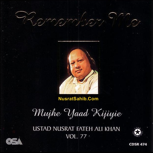 Remember Me (Muje Yaad Kijiyie) Vol.77